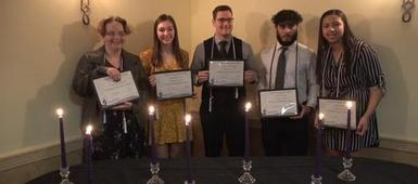 OCM BOCES inducts 107 into NTHS