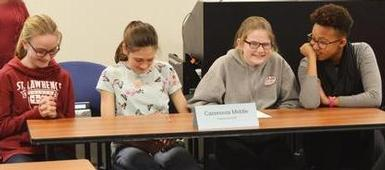 OCM BOCES hosts first Battle of the Books competition